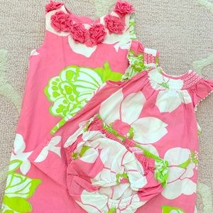 4t and 12-18m shifts Lilly Pulitzer